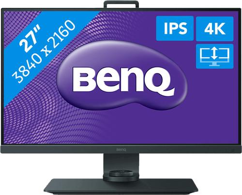 BenQ SW271 - Beste 4k monitor voor fotobewerking
