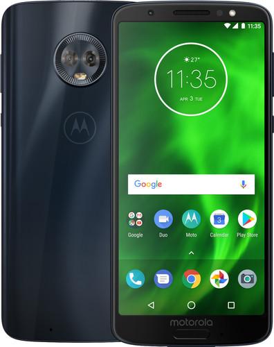 Motorola Moto G6 Blue Main Image