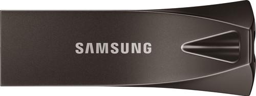 Samsung USB Stick Bar Plus 64GB Grijs Main Image