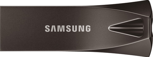Samsung USB Stick Bar Plus 128GB Grijs Main Image