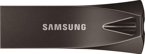 Samsung USB Stick Bar Plus 256GB Grijs Main Image