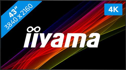 iiyama ProLite LE4340UHS-B1 Main Image