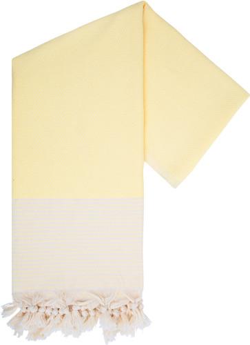 SUITSUIT Fabulous Fifties Hamam Towel Mango Cream Main Image