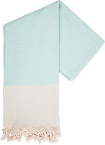 SUITSUIT Fabulous Fifties Hamam Towel Luminous Mint Main Image