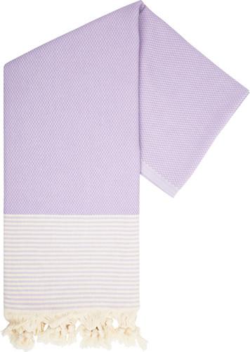 SUITSUIT Fabulous Fifties Hamam Towel Paisley Purple Main Image