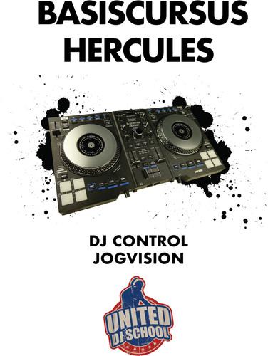 United DJ School Hercules DJ Control Jogvision DJ Cursus Main Image