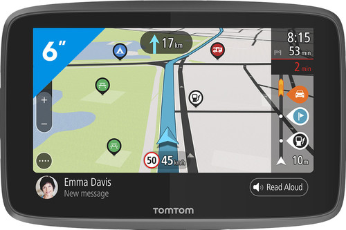 TomTom GO Camper World Main Image