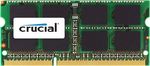 Crucial Apple 8GB DDR3L SODIMM 1333MHz (1x8GB) Main Image
