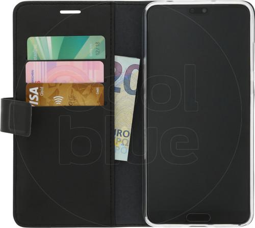 Azuri Wallet Magneet Huawei P20 Pro Book Case Zwart Main Image