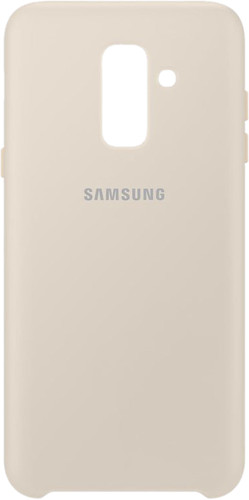 Samsung Galaxy A6 Plus (2018) Dual Layer Cover Back Cover Beige Main Image