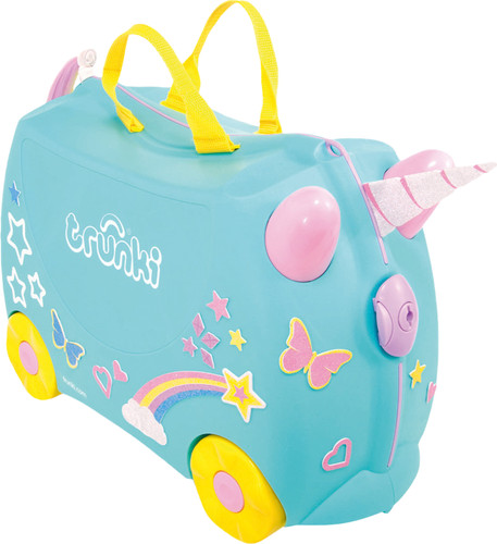 Trunki Ride-On Eenhoorn Una Main Image