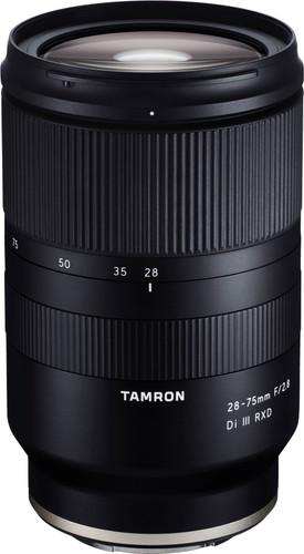 Tamron 28-75mm f/2.8 Di III RXD Sony FE Main Image