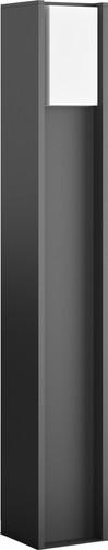 Philips Hue Turaco Pedestal lamp High White Outdoor Main Image