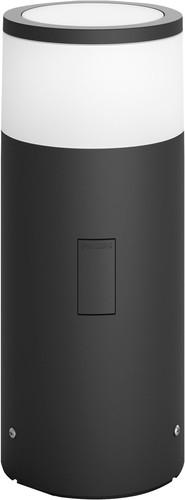 Philips Hue Calla Starter Pack Pedestal Lamp Outdoor Main Image