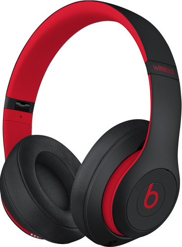 Beats Studio3 Wireless Zwart/Rood Main Image