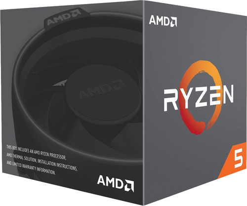 AMD Ryzen 5 2600 Main Image