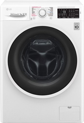 LG F4J6VG0W Direct Drive - 9/5 kg Main Image