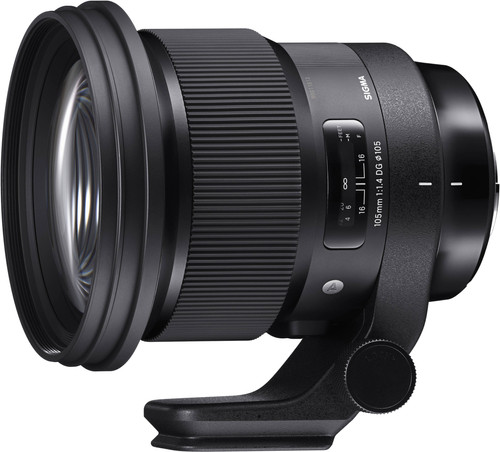 Sigma 105mm f/1.4 DG HSM Art Nikon Main Image