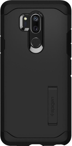 Spigen Slim Armor LG G7 ThinQ Back Cover Black Main Image