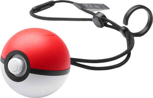 Nintendo Switch Poke Ball Plus Controller Main Image