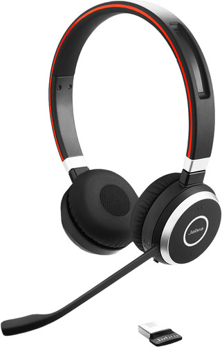 Jabra Evolve 65 MS Stereo Wireless Office Headset Main Image
