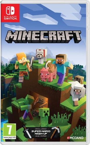 Minecraft Switch Main Image