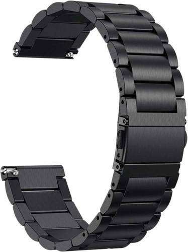 Just in Case Fitbit Versa RVS Watchband Black Main Image