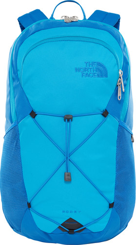 """The North Face Rodey 15"""" Hyper Blue/Turkish Sea 27L Main Image"""