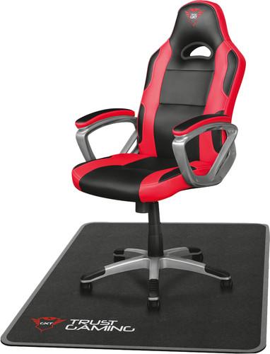 Mooie Stevige Bureaustoel.Trust Gaming Stoel Vloermat Coolblue Voor 23 59u Morgen In Huis