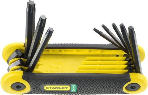 Stanley 8-piece L-key set 2-69-266 Main Image