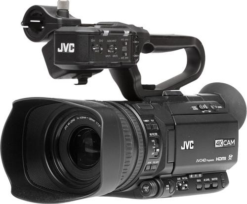 Second Chance JVC GY-HM180E Main Image