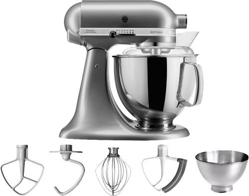 KitchenAid Artisan Mixer 5KSM175PS Contour Zilver Main Image