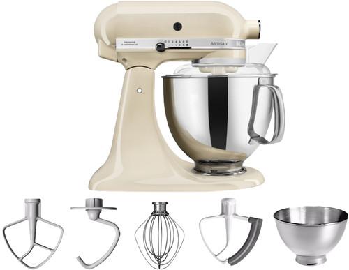 KitchenAid Artisan Mixer 5KSM175PS Amandelwit Main Image