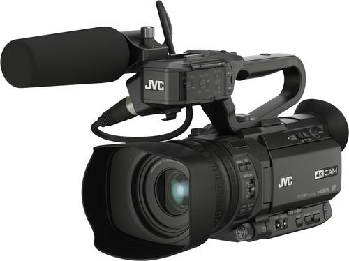JVC GY-HM250E Main Image