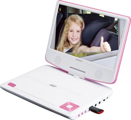 Second Chance Lenco DVP-910 Pink Main Image