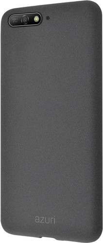 Azuri Flexible Sand Huawei Y6 (2018) Back Cover Gray Main Image