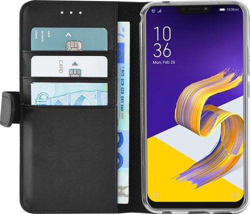 Azuri Wallet Magneet Asus Zenfone 5 Book Case Zwart Main Image