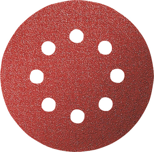 Bosch Sanding disc 125 mm K40 (5x) Main Image