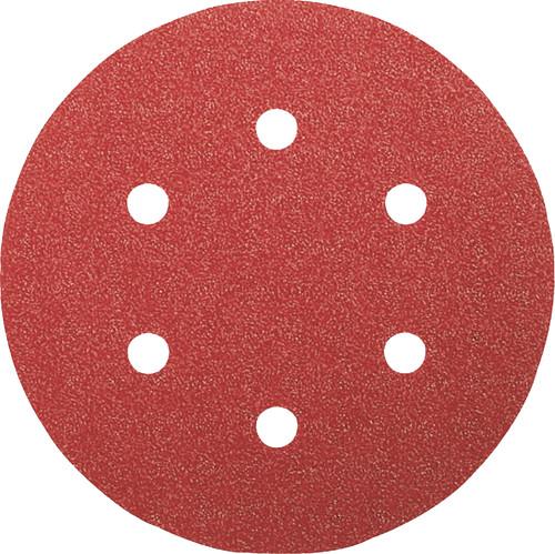 Bosch Sanding disc 150 mm K120 (5x) Main Image