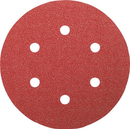 Bosch Sanding disc 150 mm K60, K120, K240 (6x) Main Image