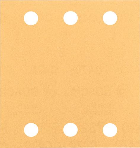 Bosch Sanding Sheet 115x140mm K40, K60, K80, K120, K180 (10x) Main Image