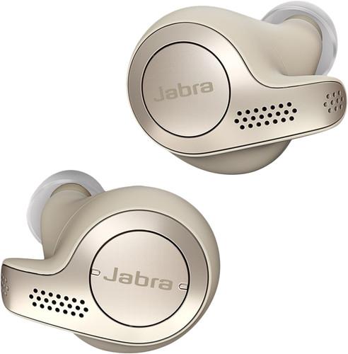 Jabra Elite 65t Goud/Beige Main Image