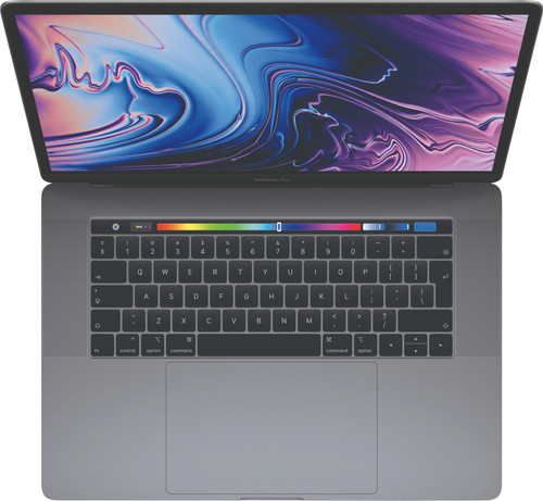 Apple MacBook Pro 15'' Touch Bar (2018) 16GB/4TB 2,2GHz Space Gray Main Image