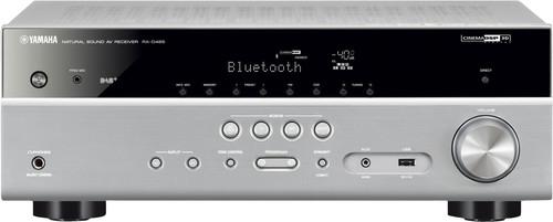 Yamaha RX-D 485 Zilver Main Image