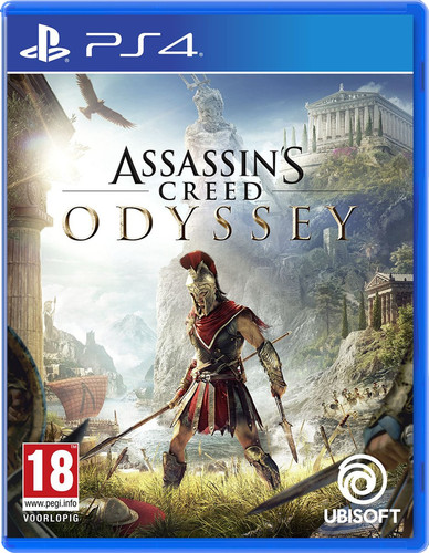 Assassin's Creed Odyssey PS4 Main Image