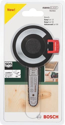 Bosch Nano Zaagblad hout basic 52 mm Main Image