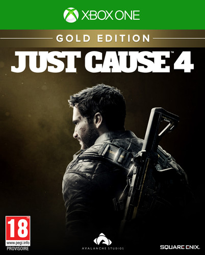 Just Cause 4 Gold Edition Xbox One Main Image