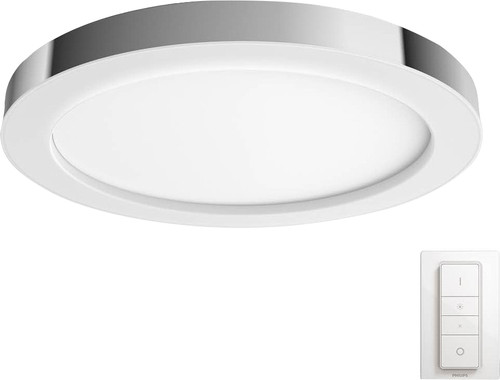 Philips Hue Adore Ceiling Lamp Chrome Main Image