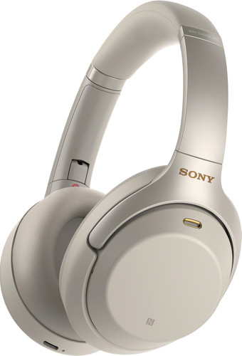 Sony WH-1000XM3 Silver Main Image
