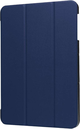 Just in Case Samsung Galaxy Tab S4 Smart Tri-Fold Case Blauw Main Image